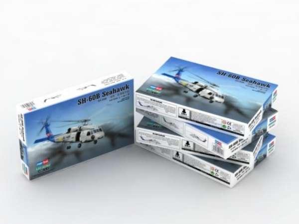 Plastikowy model amerykańskiego śmigłowca SH-60B Seahawk - sklep modeledo - image_3-image_Hobby Boss_87231_3