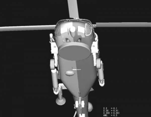 Plastikowy model amerykańskiego śmigłowca SH-60B Seahawk - sklep modeledo - image_9-image_Hobby Boss_87231_3