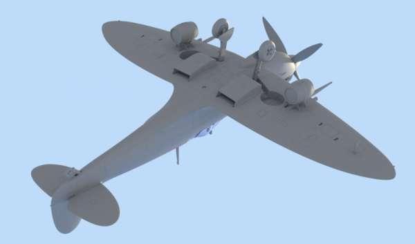 ICM 48060 w skali 1:48 - model Spitfire Mk.IXC Beer Delivery do sklejania - image a-image_ICM_48060_2