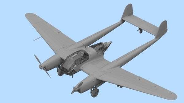 German reconnaissance plane FOcke-Wulf FW189A-2 model_inc_72292_image_2-image_ICM_72292_3
