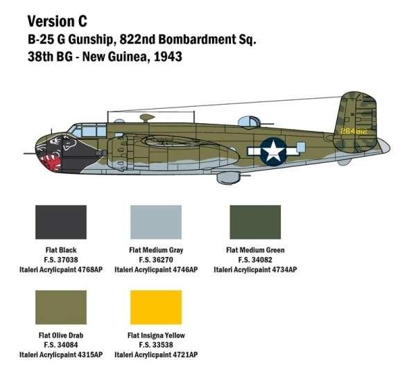 plastikowy-model-do-sklejania-samolotu-b-25g-mitchell-sklep-modelarski-modeledo-image_Italeri_2787_5