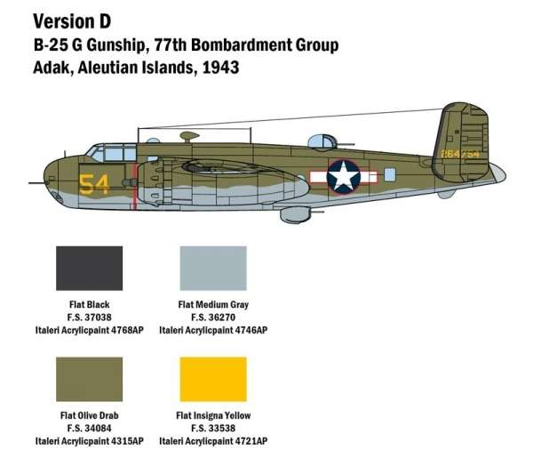 plastikowy-model-do-sklejania-samolotu-b-25g-mitchell-sklep-modelarski-modeledo-image_Italeri_2787_6