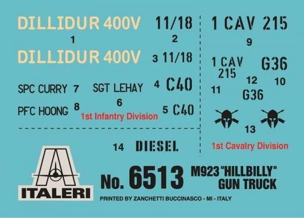 Italeri_6513_M923_Hillbilly_Gun_Truck_hobby_shop_modeledo.pl_image_3-image_Italeri_6513_3