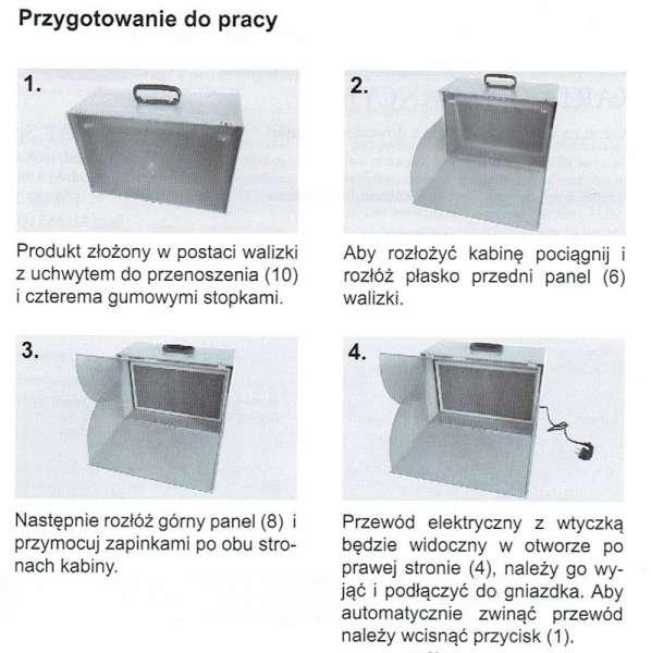 Instrukcja przygotowania do pracy komory lakierniczej AD-7000-image_Adler_AD-7000_3