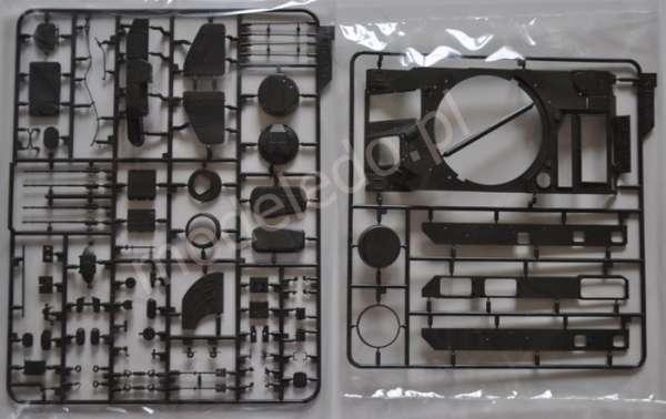 Plastikowy model do sklejania rosyjskiego systemu plot ZSU-23-4 Shilka model_meng_image_5-image_Meng_TS-023_5
