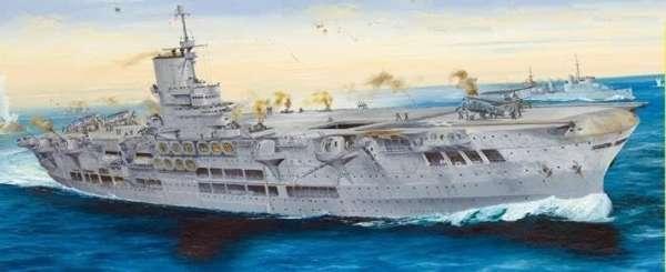 HMS Ark Royal 1939 aircraft carrier in scale 1:350 model_do_sklejania_lotniskowca_ark_royal_image_6-image_Merit_65307_8