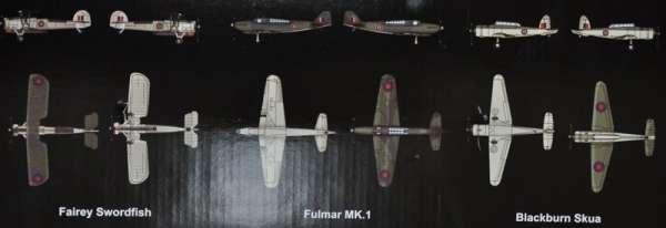 HMS Ark Royal 1939 aircraft carrier in scale 1:350 model_do_sklejania_lotniskowca_ark_royal_image_5-image_Merit_65307_7
