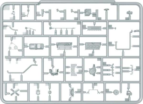 MiniArt 35219 w skali 1:35 - model T-60 Plant No264 do sklejania - image q-image_MiniArt_35219_6