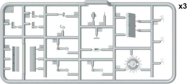 MiniArt 35219 w skali 1:35 - model T-60 Plant No264 do sklejania - image bi-image_MiniArt_35219_6