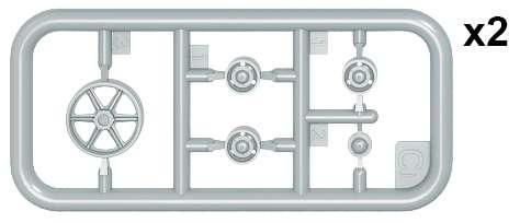MiniArt 35219 w skali 1:35 - model T-60 Plant No264 do sklejania - image bd-image_MiniArt_35219_6