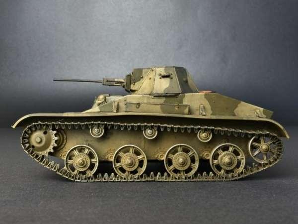 MiniArt 35219 w skali 1:35 - model T-60 Plant No264 do sklejania - image af-image_MiniArt_35219_3