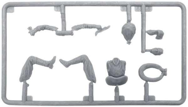 MiniArt 35233 w skali 1:35 - figurki Soviet soldiers taking a break do sklejania - image ac-image_MiniArt_35233_4