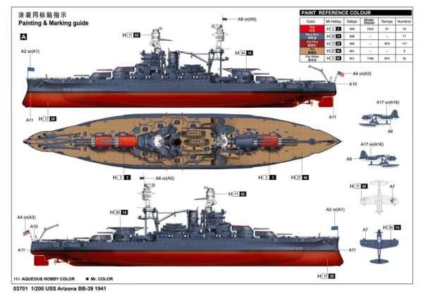 model_do_sklejania_modelu_pancernika_uss_arizona_trumpeter_03701_sklep_modelarski_modeledo_image_18-image_Trumpeter_03701_3