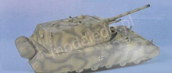 Model Dragon 6007 German Heavy Tank Maus I image1_dra6007-image_Dragon_6007_3