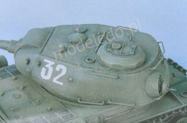 Model Dragon 6012 tank IS-2 Stalin II Image1_dra6012-image_Dragon_6012_3