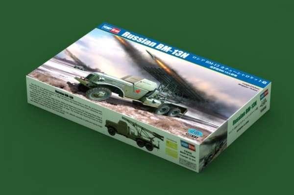 plastikowy-model-do-sklejania-bm-13-katiusza-sklep-modelarski-modeledo-image_Hobby Boss_83846_2