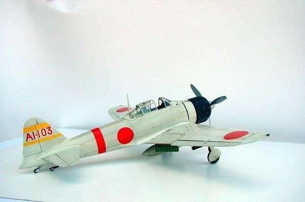 Mitsubishi A6M2b Zero model_do_sklejania_trumpeter_02405_image_5-image_Trumpeter_02405_3