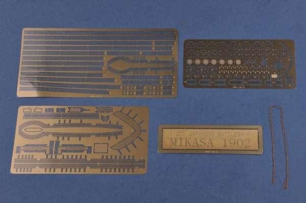 Elementy fototrawione oraz metalowy łańcuch modelu Hobby Boss 82002-image_Hobby Boss_82002_3