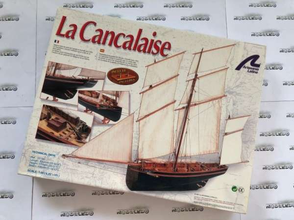 -image_Artesania Latina drewniane modele statków_22190_5