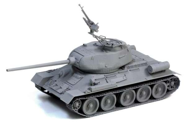 Syryjski czołg T-34/85 z okresu wojny 6 dniowej - image a-image_Dragon_3571_3