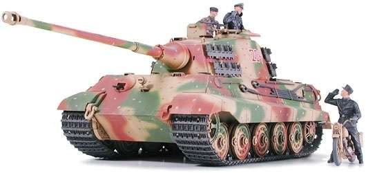 German tank King Tiger model_tamiya_35252_1_35_image_4-image_Tamiya_35252_3