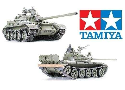 Radziecki czołg T-55A w skali 1:35 - model Tamiya 35257-image_Tamiya_35257_3