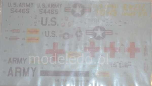 CH-34 US Army Rescue - amerykański śmigłowiec ratowniczy w skali 1:48 model_mrc_64103_image_2-image_Merit_64103_3