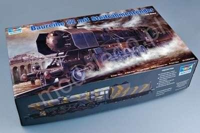 Kriegslokomotive Baureihe 52 BR-52 lokomotywa do sklejania model_trumpeter_00210_image_4-image_Trumpeter_00210_6