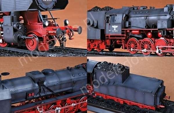 Kriegslokomotive Baureihe 52 BR-52 lokomotywa do sklejania model_trumpeter_00210_image_1-image_Trumpeter_00210_3