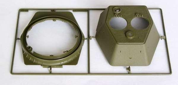 Trumpeter 00903 w skali 1:16 - model Soviet Tank T34/76 model 1943 - image o-image_Trumpeter_00903_3