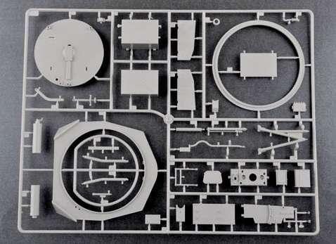 Trumpeter 00920 w skali 1:16 - model German Pzkpfw IV Ausf.H Medium Tank - image k-image_Trumpeter_00920_7