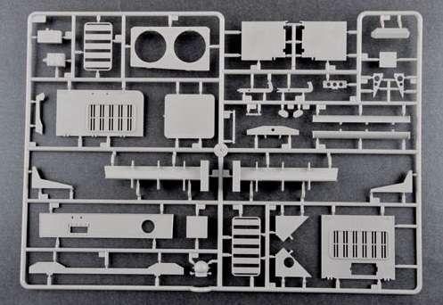 Trumpeter 00920 w skali 1:16 - model German Pzkpfw IV Ausf.H Medium Tank - image o-image_Trumpeter_00920_7