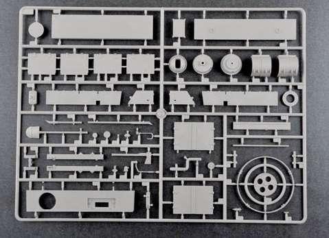 Trumpeter 00920 w skali 1:16 - model German Pzkpfw IV Ausf.H Medium Tank - image n-image_Trumpeter_00920_7