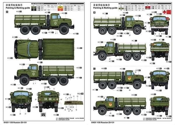 plastikowy-model-do-sklejania-russian-zil-131-sklep-modelarski-modeledo-image_Trumpeter_01031_3