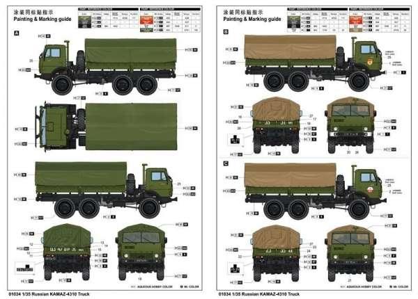 model_do_sklejania_trumpeter_01034_russian_kamaz_4310_truck_sklep_modelarski_modeledo_image_4-image_Trumpeter_01034_3