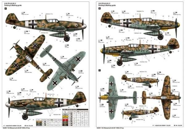 plastikowy-model-do-sklejania-samolotu-messerschmitt-bf-109-g-2-trop-sklep-modeledo-image_Trumpeter_02295_5
