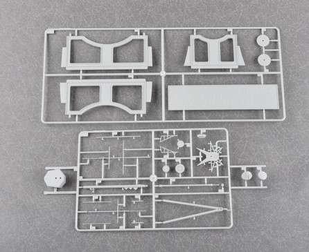 Plastikowy model do sklejania brytyjskiego pancernika w skali 1:200 - Trumpeter_03708_image_14-image_Trumpeter_03708_8