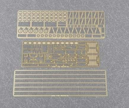 Plastikowy model do sklejania brytyjskiego pancernika w skali 1:200 - Trumpeter_03708_image_3-image_Trumpeter_03708_3