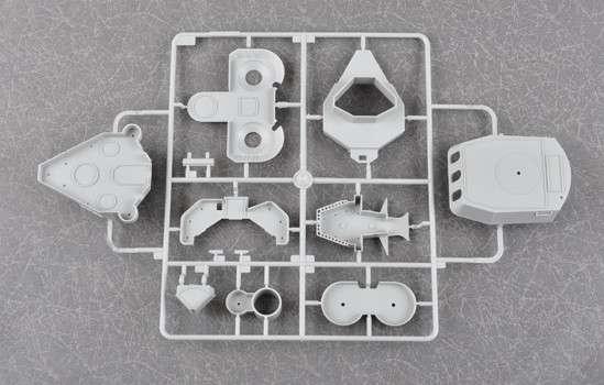 Plastikowy model do sklejania brytyjskiego pancernika w skali 1:200 - Trumpeter_03708_image_10-image_Trumpeter_03708_8