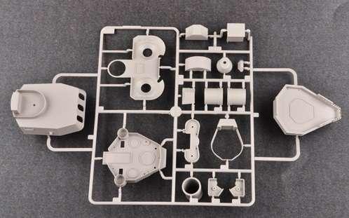 Brytyjski okręt wojenny - pancernik HMS Rodney w skali 1:200 plastikowy model do sklejania Trumpeter_03709_image_14-image_Trumpeter_03709_5