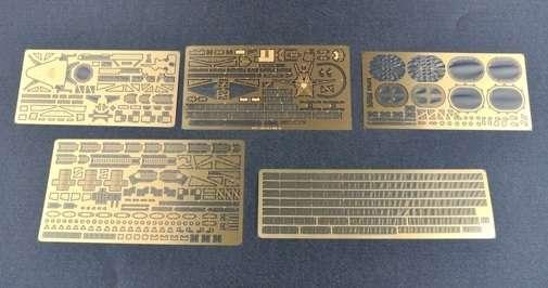 Elementy fototrawione do modelu krążownika HMS Hood-image_Trumpeter_03710_3