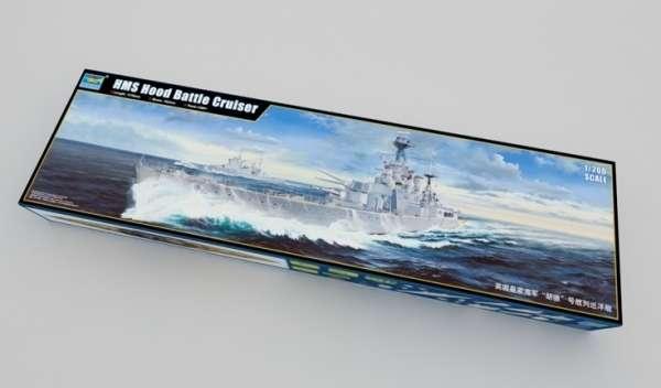 Pudełko modelu do sklejania HMS Hood, Trumpeter 03702-image_Trumpeter_03710_10
