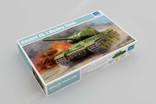 Model do sklejania ciężkiego czołgu JS-1 model_trumpeter_05587_skala_1_35_image_2-image_Trumpeter_05587_3