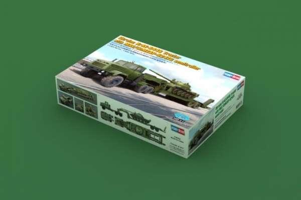 model_plastikowy_do_sklejania_hobby_boss_85513_ukraine_kraz_6446_tractor_with_maz_sklep_modelarski_modeledo_image_2-image_Hobby Boss_85513_2