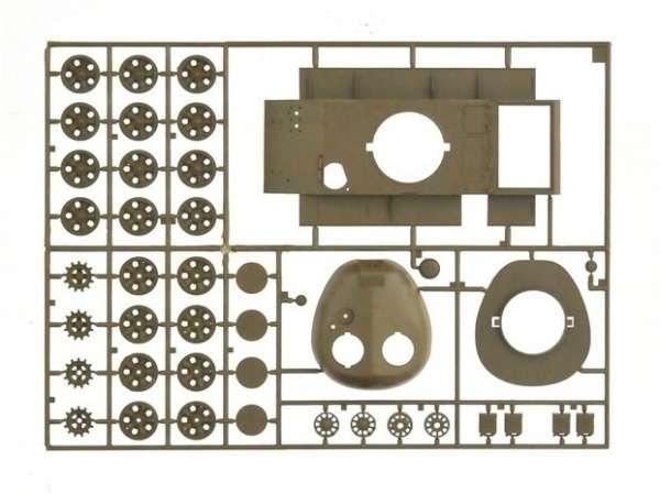 Model World of tank do sklejania z kodami do gry Type59 Italeri 36508 ita36508_image_8-image_Italeri_36508_9