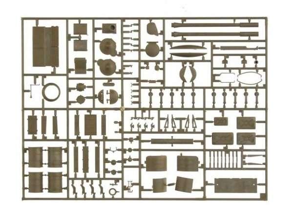 Model World of tank do sklejania z kodami do gry Type59 Italeri 36508 ita36508_image_9-image_Italeri_36508_9