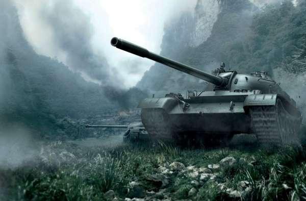 Model World of tank do sklejania z kodami do gry Type59 Italeri 36508 ita36508_image_2-image_Italeri_36508_3