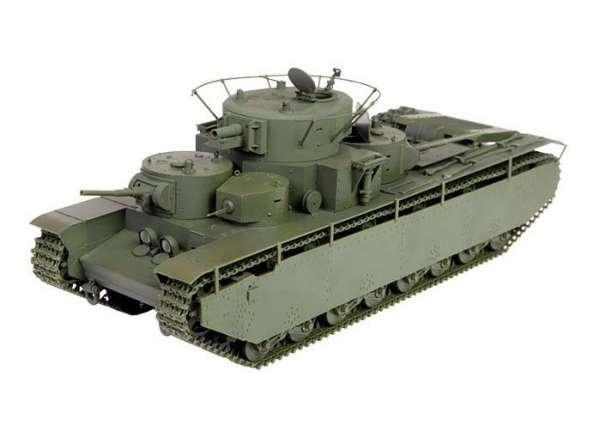 Soviet heavy tank T-35 model_zvezda_3667_image_2-image_Zvezda_3667_3