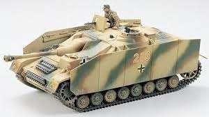 Niemieckie samobieżne działo Stug IV, plastikowy model do sklejania Tamiya 35087 w skali 1:35.-image_Tamiya_35087_1