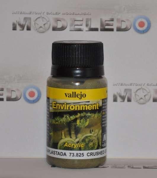 Preparat Vallejo 73825 Environment Crushed Grass - drobne elementy roślinności.-image_Vallejo_73825_1